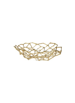 Tom Dixon - Bone brass bowl