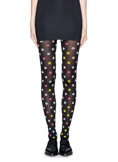 HAPPY SOCKSSmall polka dot tights