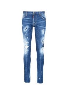 DSQUARED2 'COOL GUY' RIPPED SKINNY JEANS
