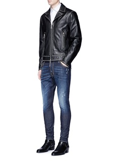 Dsquared2 'Classic Kenny' slim fit distressed jeans