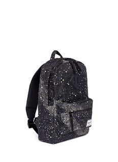 The Herschel Supply Co. Brand'Heritage' Milky Way print kids backpack
