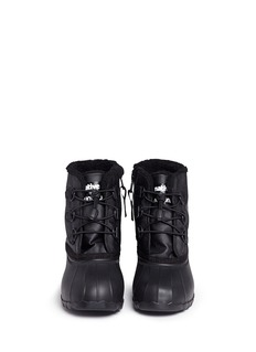 Native x nununu 'Jimmy Winter 2.0' kids boots