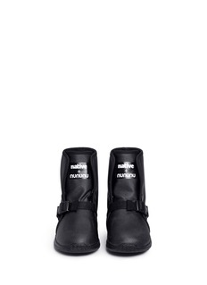Native x nununu 'Ap Luna' toddler boots