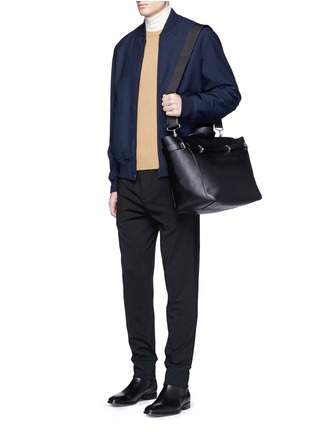 - 3.1 Phillip Lim - 'Honor' top handle leather bag