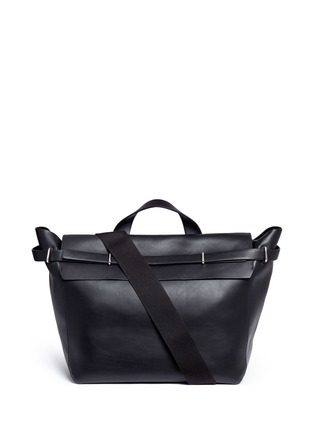 Main View - Click To Enlarge - 3.1 Phillip Lim - 'Honor' top handle leather bag