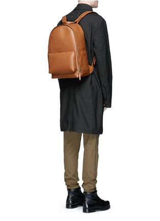 Figure View - Click To Enlarge - 3.1 Phillip Lim - '31 Hour' leather backpack