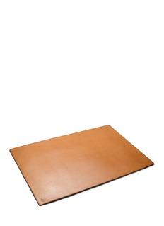 MonocleLeather desk mat
