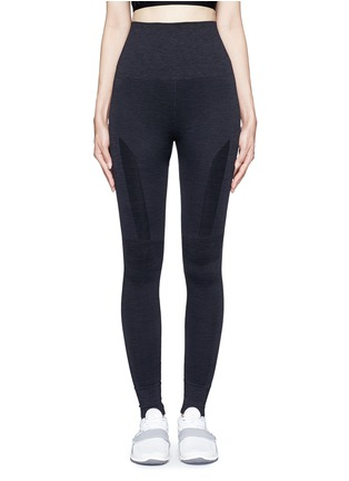 Main View - Click To Enlarge - Lndr - 'Eleven' circular knit leggings