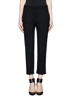 ALEXANDER MCQUEEN Cropped tailored pants
