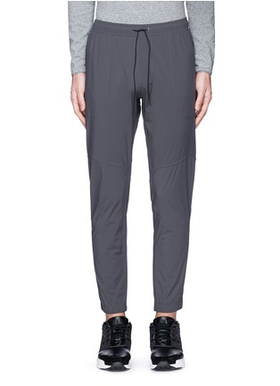 Main View - Click To Enlarge - Isaora - 'LTW' slim fit track pants