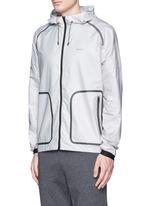 'XYTLITE' running windbreaker jacket