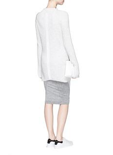 LNDR'Finn' wool-cashmere rib knit sweater