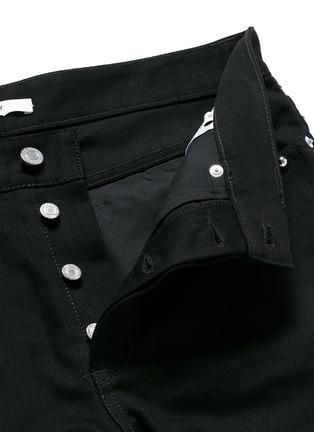 Givenchy-Stud denim jeans