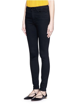 Front View - Click To Enlarge - VICTORIA, VICTORIA BECKHAM - 'Powerhigh' high waist skinny jeans