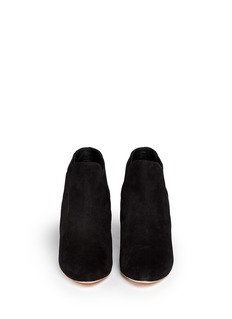 COLE HAAN'Smithson' suede ankle boots