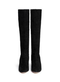 COLE HAAN'Barnard' suede knee high boots