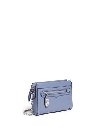 Figure View - Click To Enlarge - Rebecca Minkoff - 'Crosby' mini leather crossbody bag