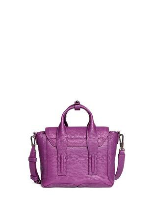 Back View - Click To Enlarge - 3.1 Phillip Lim - 'Pashli' mini leather satchel