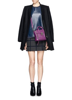 3.1 PHILLIP LIMPashli' mini leather satchel