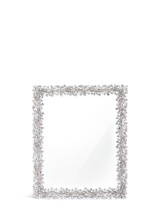Main View - Click To Enlarge - Cherry Sweet x Lane Crawford - Wedding feather 8R photo frame
