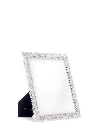 - Cherry Sweet x Lane Crawford - Wedding feather 8R photo frame
