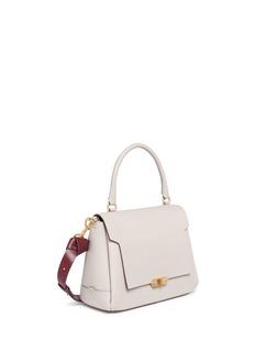 Anya Hindmarch'Bathurst Circle' small leather satchel