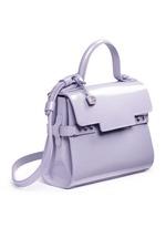 'Tempête Micro' leather bag