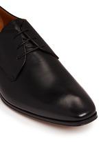 'Alameda' leather Derbies