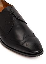 'Alameda' brogue leather Derbies
