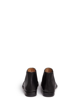 Back View - Click To Enlarge - Rolando Sturlini - 'Alameda' leather Chelsea boots