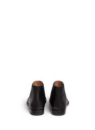 Rolando Sturlini-'Alameda' leather Chelsea boots