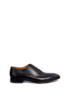 Rolando Sturlini 'City' longwing brogue leather Oxfords