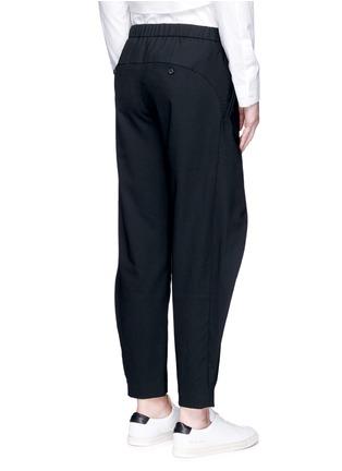 FFIXXED STUDIOS-Front wrap wool unisex pants