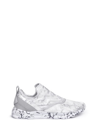 Reebok - 'Furylite Stones Pack' print neoprene slip-on sneakers