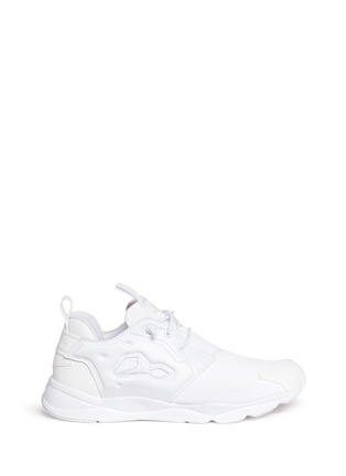 Main View - Click To Enlarge - Reebok - 'Furylite' mesh knit sneakers