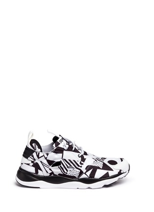 Main View - Click To Enlarge - Reebok - 'Furylite' graphic print neoprene sneakers