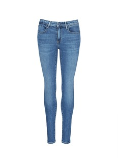 ALEXANDER WANG  'Whip' washed slim fit jeans