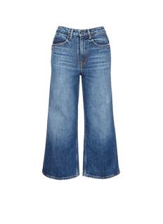 Alexander Wang 'Drill' wide leg jeans