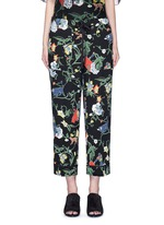 'Seville' floral print pyjama pants