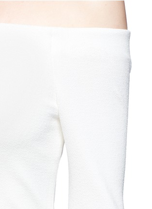 Detail View - Click To Enlarge - Tibi - Textured off-shoulder dress