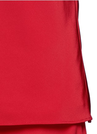 Detail View - Click To Enlarge - Tibi - 'Kate' silk camisole crepe top