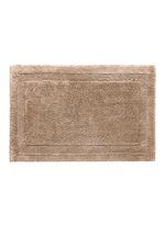 Super Pile small reversible bath mat — Taupe