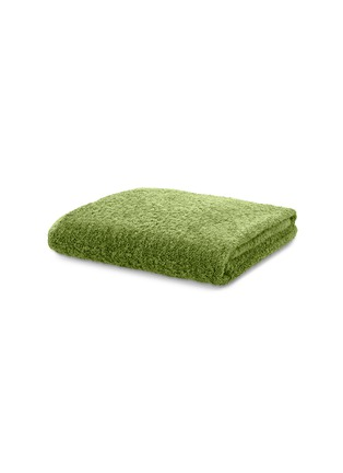 Main View - Click To Enlarge - Abyss - Super Pile bath towel — Apple Green