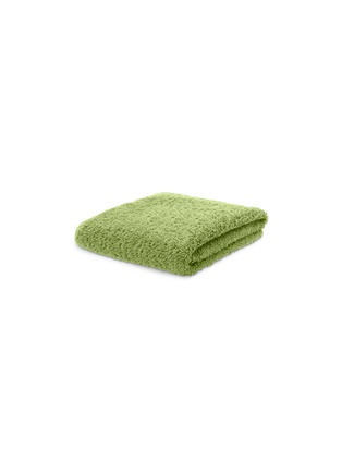Abyss - Super Pile hand towel - Apple Green