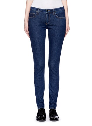 Detail View - Click To Enlarge - VICTORIA, VICTORIA BECKHAM - 'VB1 Superskinny' jeans