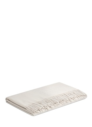 Main View - Click To Enlarge - Frette - Bliss cashmere throw