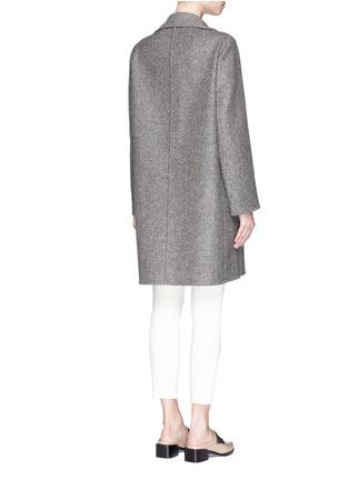 The Row-'Sonja' virgin wool-silk tweed coat
