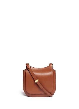 首图 - 点击放大 - THE ROW - 'Hunting' small leather shoulder bag