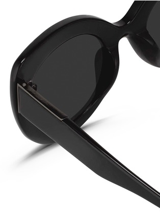 Detail View - Click To Enlarge - 3.1 Phillip Lim - Acetate chunky cat eye sunglasses