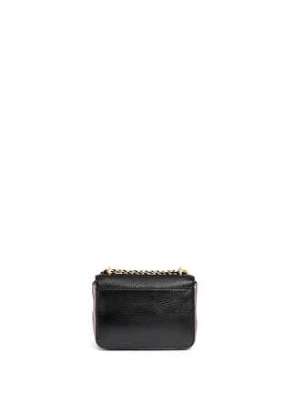 Back View - Click To Enlarge - Tory Burch - Kira' mini chain shoulder bag